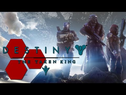 The Taken King - TheHiveLeader's Impressions