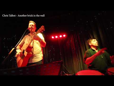 Another brick in the wall (Chris Talbot Duo)