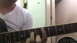 Para sayo by freestyle guitar cover