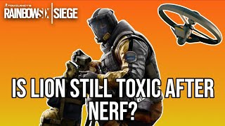 Is Lion Still Toxic After Nerf?