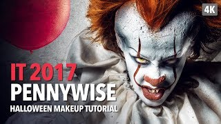 Get PENNYWISE look! We show you how.