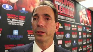 Loeffler: A lot of Hard Work, Patience for Golovkin to land Canelo