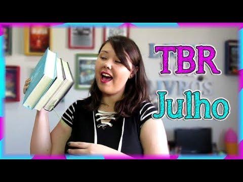 Livros para ler em Julho - TBR de Julho | Louca dos livros 2018