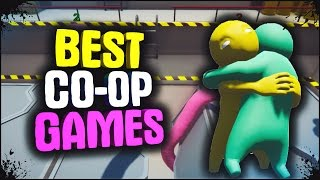 Top 10 Best Co-op Games for LOW PC