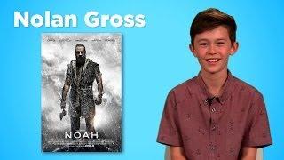 Noah Star Nolan Gross talks Russell Crowe