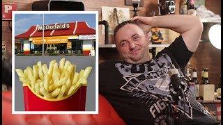 Goran Babić ispričao legendarnu priču iz McDonaldsa o hladnom pomfritesu