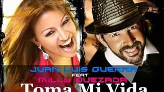 Milly Quezada Ft. Juan Luis Guerra - Toma Mi vida (WWW.PLEYMUSICAL.COM)