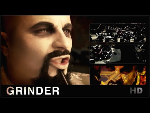 "Kung Fu Vampire ""Grinder"" Official Music Video"