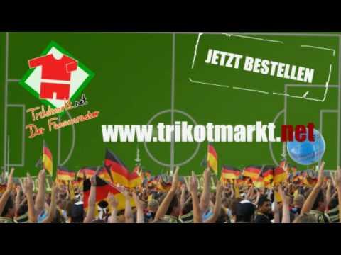 Cooler WM Song 2010 und WM Trikots sowie WM T-Shirts bei Trikotmarkt