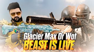 Randoms ka katega   M416 Glacier OP   #BGMI #BattlegroundsmobileIndia #Beast