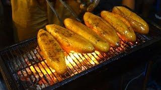 Banh Mi Nuong Muoi Ot – SPICY BBQ BAGUETTE Recipe