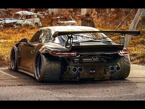 Download EPIC PORSCHE EXHAUST SOUNDS! HD Mp4 3GP Video and MP3