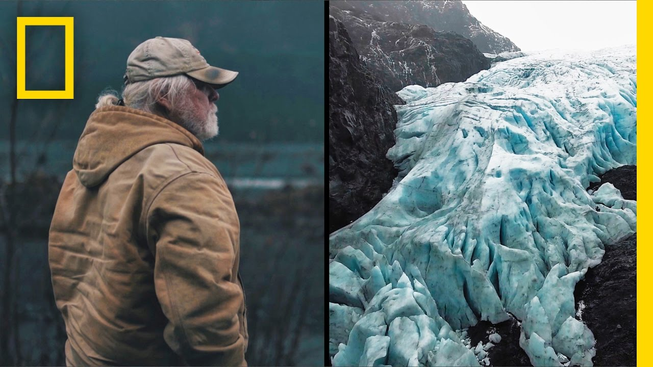 He's Watching This Glacier Melt Before His Eyes | Short Film Showcase thumbnail
