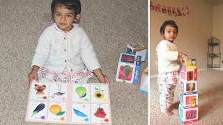 HOW TO START TEACHING 1-2 YEAR TODDLER AT HOME | WHAT TO TEACH TO 1 YEAR OLD TODDLER