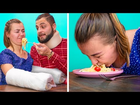 15 Lifehacks for Dealing with a Cast / How to Survive a Cast