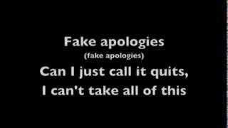 Problematic   Get Scared   Lyrics