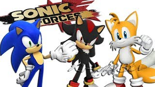SONIC FORCES Shadow and Sonic Камзи Игра HD 1080 7+