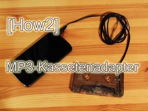 [How2] MP3 Kassettenadapter - selbst gebaut