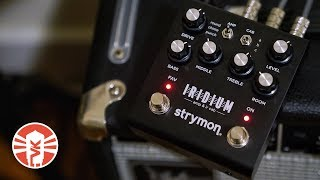 Strymon Iridium Amp And IR Cab Simulator | Guitar Pedal | Vintage King