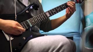 Dream Theater - Under a Glass Moon guitar stem.