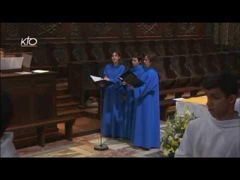 Messe du 5 juin 2016