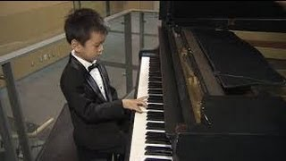 Ryan wang five year old prodgy on ellen show(THE ELLEN SHOW-2013)