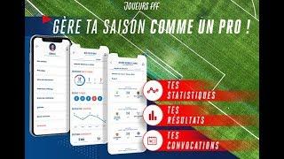 Joueurs FFF : Gère ta saison comme un pro !