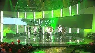 【TVPP】2PM - Only You, 투피엠 - 온리 유 @ Opening Stage, Music Core Live