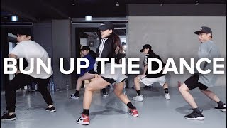 Bun Up The Dance - Dillon Francis, Skrillex/ Jane Kim Choreography