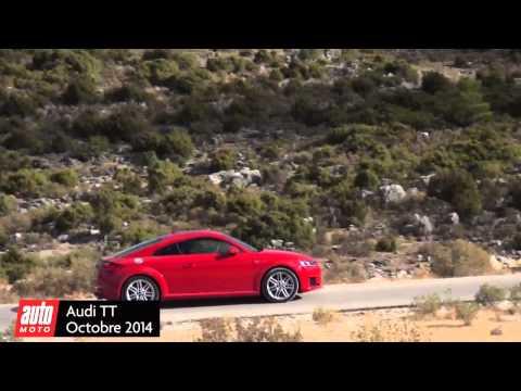 Essai Audi TT 3 (2014) : test complet