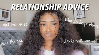 GIRL TALK: THE BEST RELATIONSHIP ADVICE EVER (every Girl Need To Watch This).  Mslynn  HAIR