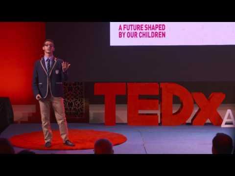 How to Sell Yourself | Hamza Abbas | TEDxAlYasminaAcademy