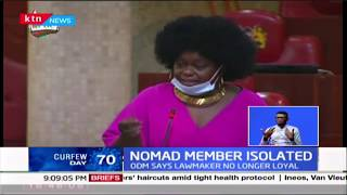 ODM says \'nomad\' MP is no longer loyal