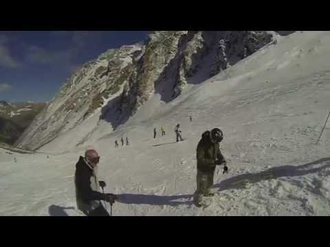 Видео: Видео горнолыжного курорта Цей в Северная Осетия