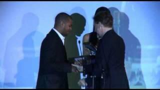 Jameson Empire Awards 2010 - Best Actor: Christoph Waltz (Inglourious Basterds)   Empire Magazine