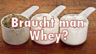 Wieso ich kein Whey Protein mehr trinke!