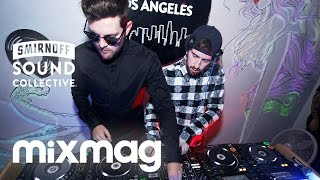 DJ HANZEL B2B DREZO in The Lab LA