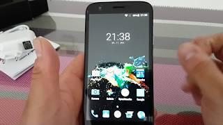 "Ulefone U007 5.0"" 4G-Smartphone Android 6.0"