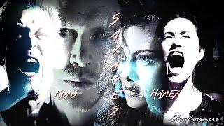 ► Klaus & Hayley    Savages