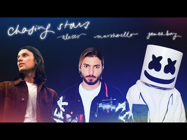 Chasing Stars (Feat. Marshmello, James Bay) - ALESSO