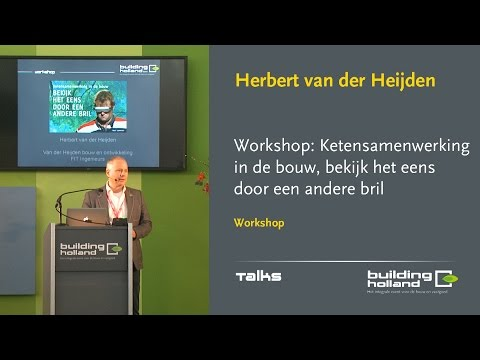 Ketensamenwerking in de bouw - Herbert van der Heijden