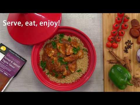 Cook a Moroccan Tagine!