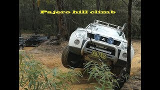 Pajero & Triton Hill Climb - Watagans 5 ways/ 5 hills