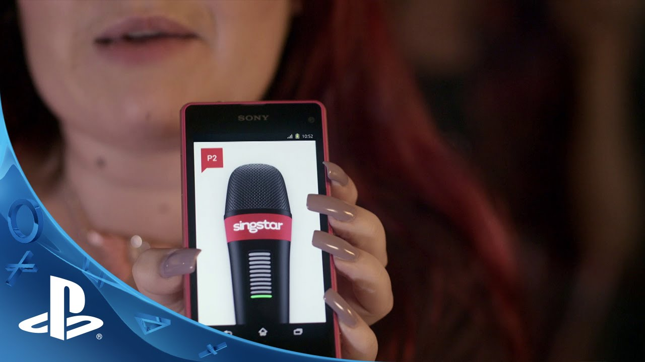 SingStar Out Now on PS4, PS3