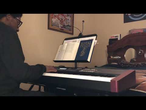 [Piano Cover] Let Me Touch You - Kirk Franklin