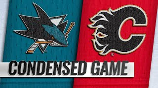 02/07/19 Condensed Game: Sharks @ Flames