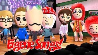 Tomodachi Life - Let's Play - Alle bisherigen Songs! German / Deutsch 720p HD