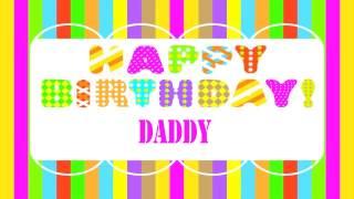 Daddy   Wishes & Mensajes - Happy Birthday