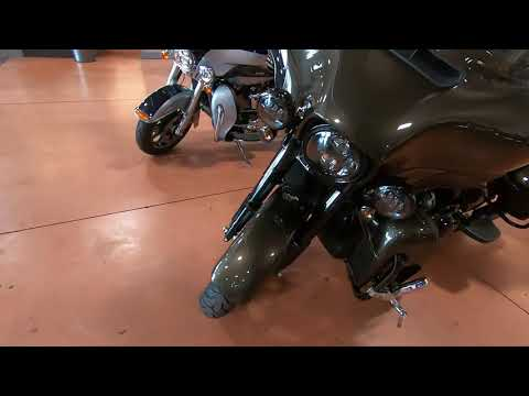 2020 Harley-Davidson Touring Ultra Limited FLHTK