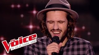 Christophe Maé – Ça fait mal | Clément Albertini | The Voice France 2017 | Blind Audition